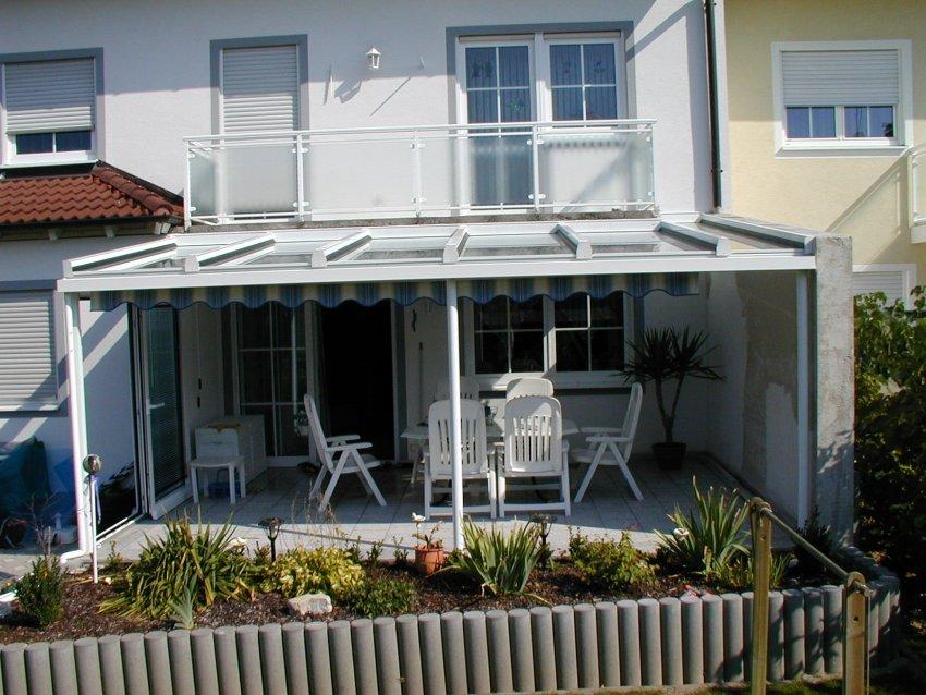 terassenuberdachung aluminium, terrassen-Überdachung aus alu bilder und referenzen, Design ideen
