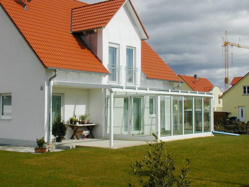 terrassen berdachung aus alu bilder und referenzen. Black Bedroom Furniture Sets. Home Design Ideas