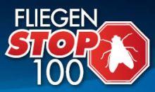 Fliegenstop100 - Fliegenfalle mit Dauerschutz ohne Insektizide